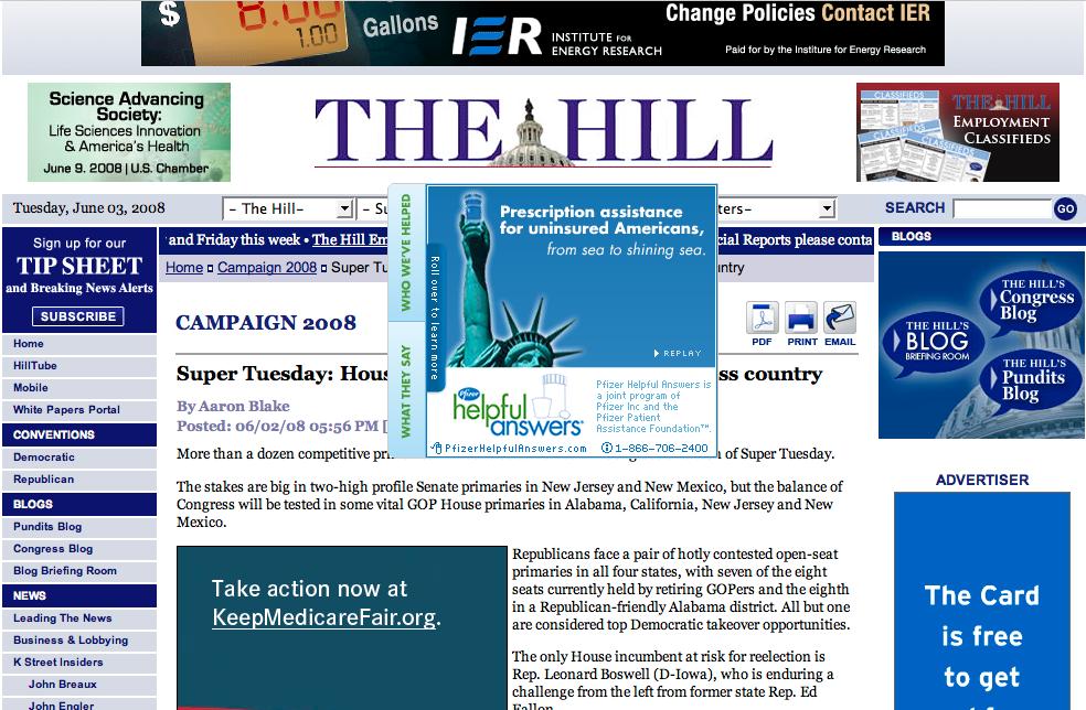 The Hill Screenshot