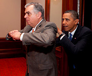 Obama and LaHood