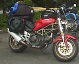 Ducati - Pony Express
