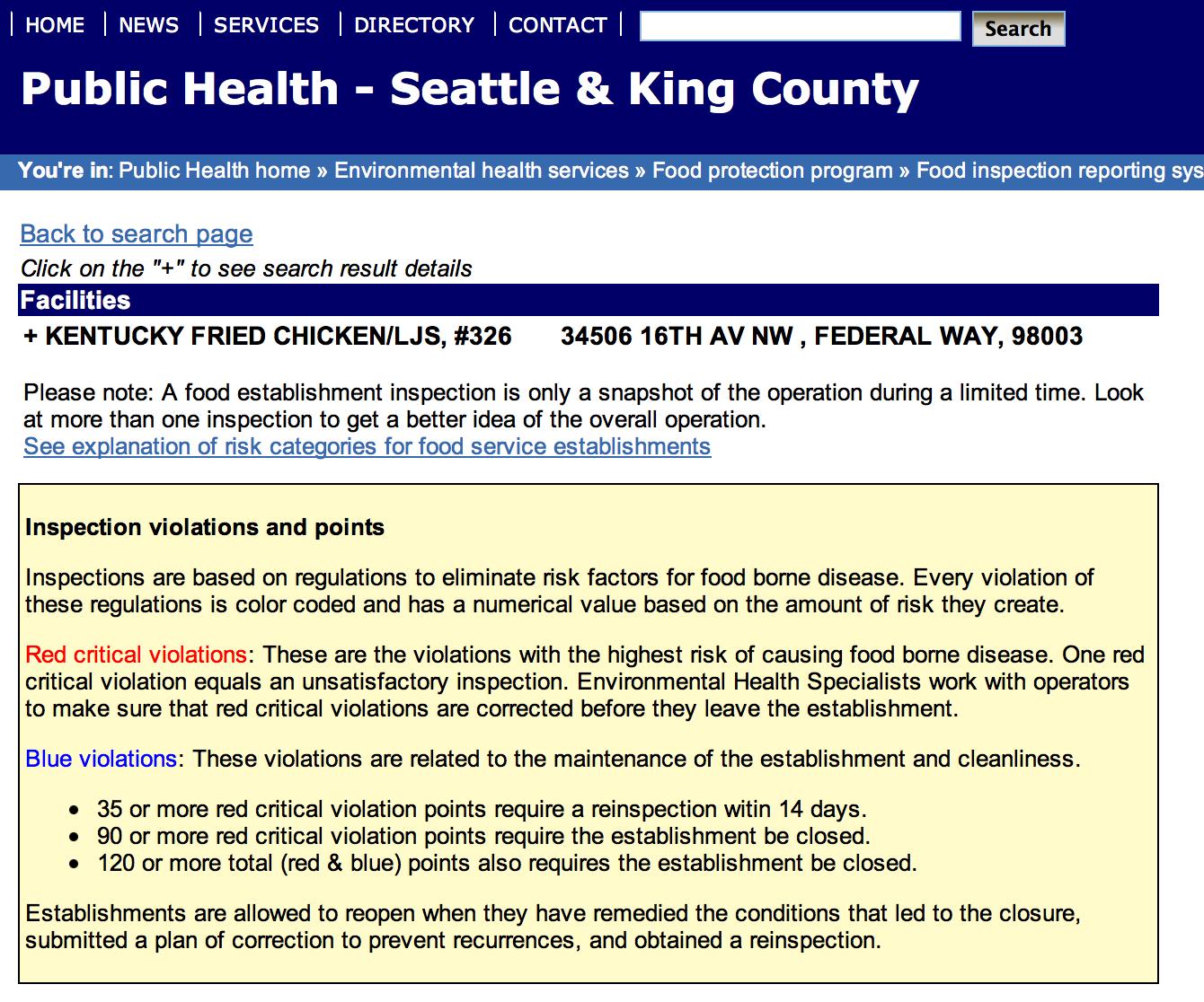Snohomish Health Department Permit Food Handlers