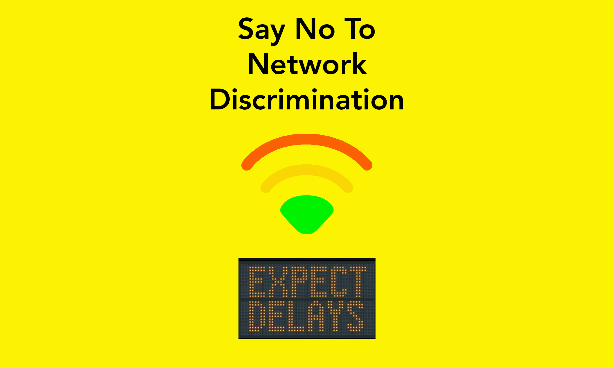 network discrimination